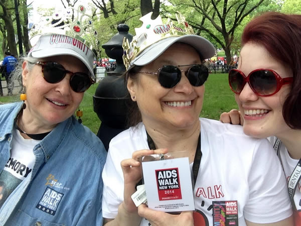 AIDS walk 2014 image